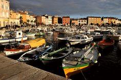 il porto dei pescatori di Rovigno | Flickr – Condivisione di foto!
