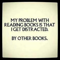 Ebook Friendly — I love getting distracted by #books...