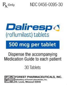 Daliresp Learn more at http://www.rxwiki.com/daliresp #Daliresp #COPD #rxwiki