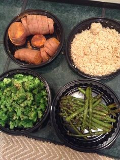 This Week's Meal Prep Ideas for Clean Eating and High Protein 6/23/13 | Jersey Girl Talk