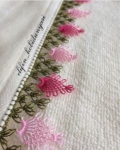 Nusret Hotels – Just another WordPress site Hand Embroidery Stitches, Crochet Stitches, Machine Embroidery, Crochet Trim, Crochet Lace, Baby Knitting Patterns, Swedish Embroidery, Islamic Gifts, Crochet Doilies