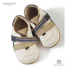 Sneakers για τα πρώτα Βήματα με Μπαρέτα Babywalker PRI2029