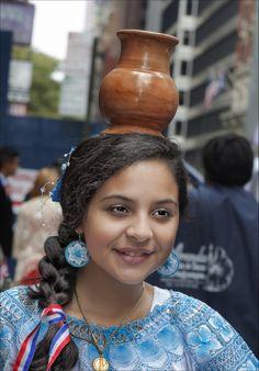 Hispanic Day Parade NYC 2013