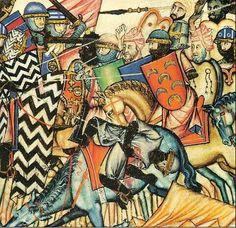 Battle of Cantigas de Santa Maria #reconquista