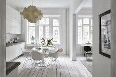 La maison d'Anna G.: Emménagement: Kungsgatan