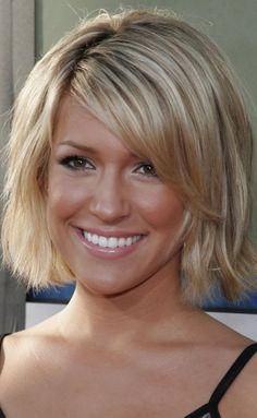 Unregelmäßig geschnittene Frisuren 2018
