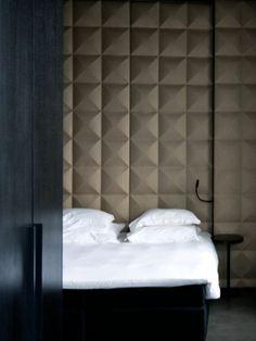 hotel O sud antwerp Interior Walls, Interior And Exterior, Interior Design, Hotel Restaurant, Hotel Interiors, Home Bedroom, Bedrooms, Restaurants, Commercial Interiors