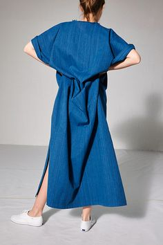 CristaSeya #05 - denim blue