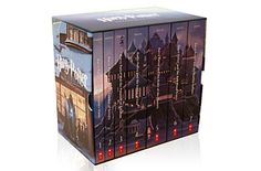 "Here's what the new boxed set will look like: | ""Harry Potter"" Gets Seven New Illustrated Covers"