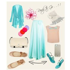 """Ready to Go . . ! !"" by laileeya on Polyvore"