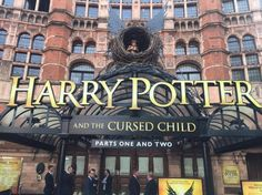 "Last night MuggleNet was at the opening preview for Harry Potter and the Cursed Child Part 1 and here are some photos from the theatre.   Read our Spoiler-Free Breakdown of ""Harry Potter and the Cursed Child – Part 1"" MuggleNet"