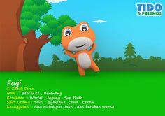 Kenalan & Desain karakter kartun ane gan .... Tido&Friends | Kaskus - The Largest Indonesian Community