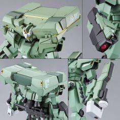 Mobile Suit Gundam UC HGUC Plastic Model : RGM-89DEW EWAC Jegan #mobilesuitgundamuc #ewacjegan #gundam #gunpla #hguc #limitededition #hypetokyo