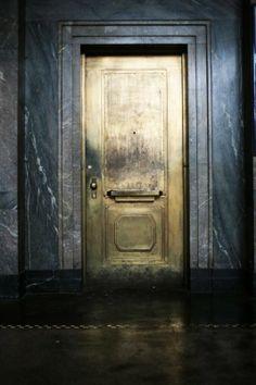 Coolest. Door. Ever.