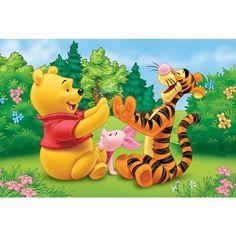 Eeyore, Tigger, Whinnie The Pooh Drawings, Pooh Bear, Winnie The Pooh, Rocks, Corner, Paintings, Wine