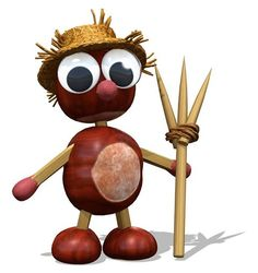 Afbeeldingsresultaat voor spelidee kastanjes eikels Afbeeldingsre… – Keep up with the times. Crafts Fir Kids, Diy And Crafts, Conkers, Nature Crafts, Creative Kids, Diy Toys, Stone Painting, Acorn, Painted Rocks