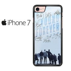 Bts Epilogue Young Forever Signatures Copy Iphone 7 Case