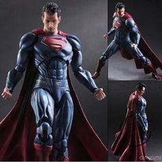 51.29$  Watch now - http://alisnc.worldwells.pw/go.php?t=32673612407 - NEW hot 27cm Justice league Batman v Superman: Dawn of Justice action figure toys collection doll christmas gift with box 51.29$
