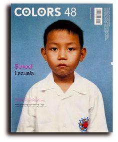 Fernando Gutiérrez – Colors Magazine #48: School