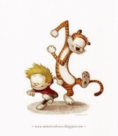Calvin & Hobbes Tribute