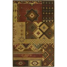Rizzy Home Hand-crafted Rug
