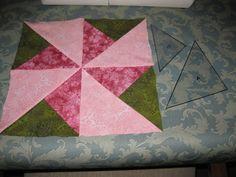 pinwheeel quilt,