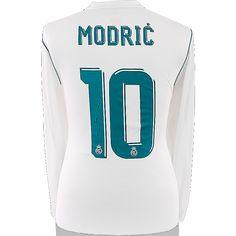 Trikot Real Madrid Home Champions League Finale Kyiv 2018 Kiev Modric 10