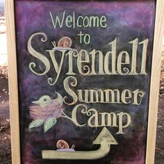 Syrendell Summer Camp in Davis, California! Wool, wood, food, song, nature. www.syrendell.com