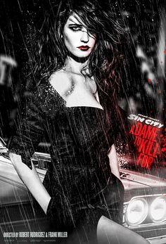 Sin City X SpeedArt by BossLogic on deviantART