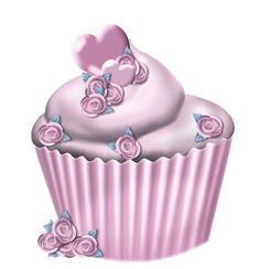 Cupcakes Cupcake Pictures, Cupcake Images, Cupcake Drawing, Cupcake Art, Gelato, Cupcake Vector, Diy Coasters, Art Drawings For Kids, Cute Cupcakes