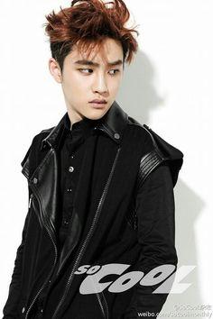 EXO as bad boys ~ Kyungsoo Exo Xiumin, Kpop Exo, Kaisoo, 2ne1, Btob, Kim Jong Dae, Culture Pop, Cool Magazine, Big Bang