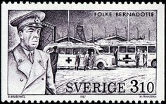 Sweden Red Cross Stamp.