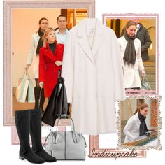 13.01.15 Shopping-Duchess of Cambridge by indicupcake on Polyvore featuring Zara and Burberry