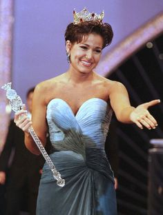 Heather French. Miss America 2000 from Maysville, Kentucky