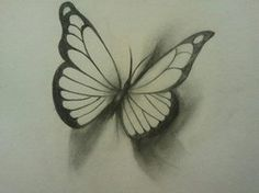 realistic+3d+butterfly+tattoo | deviantART: More Like Butterfly Realisticish tattoo design by ...