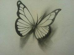 realistic+3d+butterfly+tattoo | deviantART: More Like Butterfly Realisticish tattoo design by ...