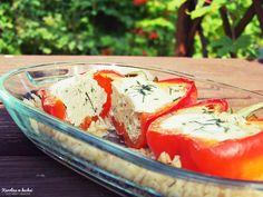 Papryka faszerowana ( 1 porcja: 190 kcal ) | Karolina w kuchni