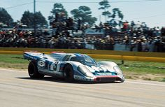On their way to winning Sebring in 1971.   Flickr - Photo Sharing!