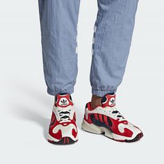 reputable site df7d8 8d5c0 adidas Yung 1 Red Navy pour juin 2018. Basket Adidas FemmeBasket ...