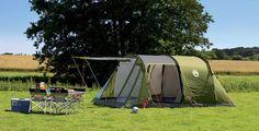 De Galileo 5 van Coleman is een klassieke tunneltent voor 5 personen. Ideaal als familietent. De tent heeft een flink leefgedeelte en is van sneldrogend polyester. >> http://www.kampeerwereld.nl/coleman-galileo-5/