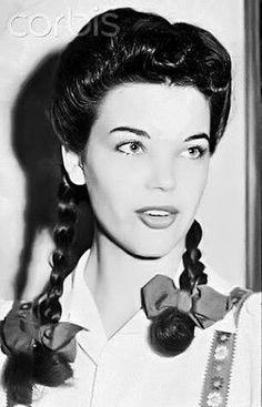 1940's braids