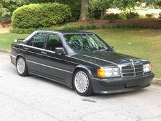 1986 Mercedes Benz 190E 2.3 16v For Sale Front