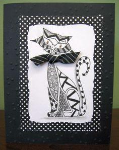 Zentangle+Patterns+for+Beginners | Zentangle® Basics