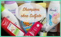 Shampoo ohne Sulfate, Silikone, Parabene & Alkohol → LISTE