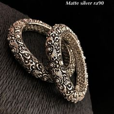 Silver jewelry Videos Modern - Silver jewelry Hand Made Bracelets - Silver jewelry Making Tools - Silver Jewellery Indian, Silver Bangles, Silver Earrings, Silver Ring, Earrings Uk, Jewelry Sets, Gold Jewelry, Gemstone Jewelry, Fine Jewelry
