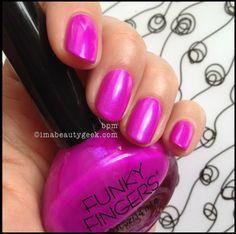 Funky Fingers BPM ©imabeautygeek.com