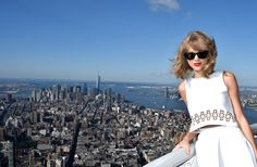 7 Global Welcome Ambassadors that Make as Much Sense as NYC's Being Taylor Swift