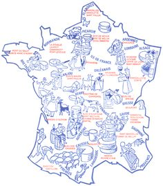 Icons of France Limousin, Paris Travel, France Travel, Wine Infographic, Geo Board, French Trip, Ap Human Geography, Classroom Language, French Food