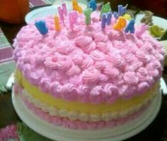 Torta de crema de mantequilla estilo Wilton Wilton, Cake, Desserts, Food, Butter, Style, Tailgate Desserts, Deserts, Kuchen