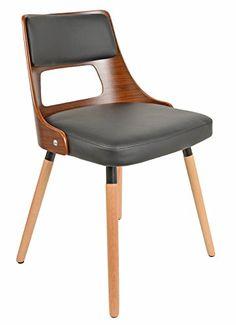 Ts Ideen 1x Design Club Stuhl Barstuhl Esszimmer Stuhl Sitz In Schwarz